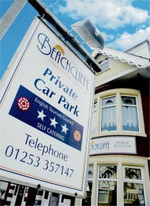 The Beachcliffe Self Catering Holiday Apartments North Shore Blackpool